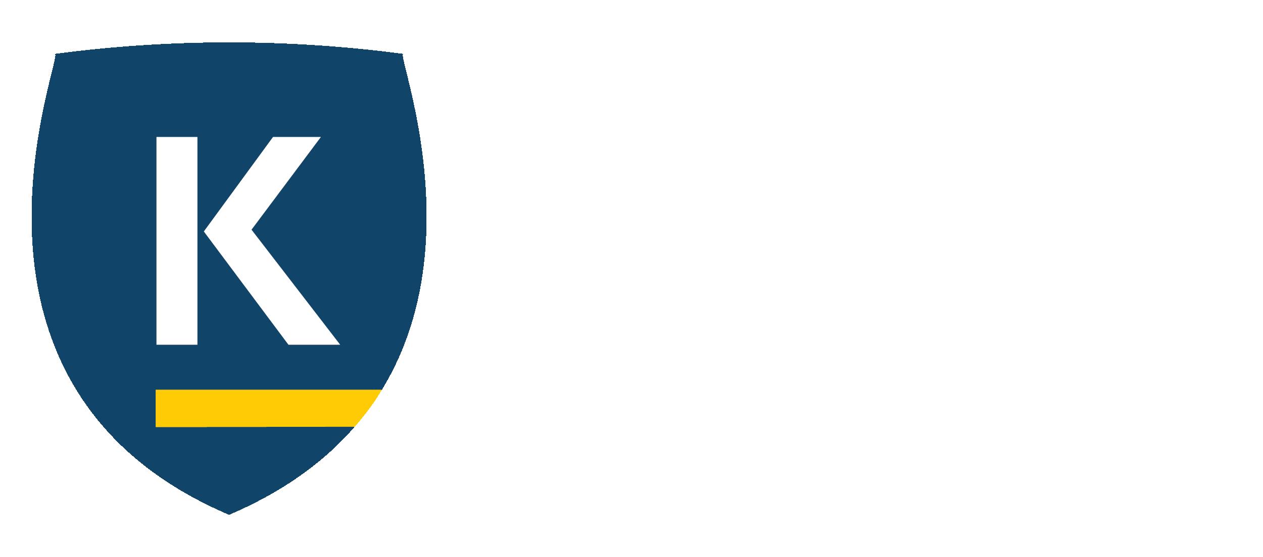 Kensington AM logo_blue-white